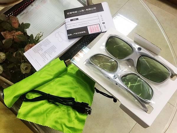 acer 3D眼鏡