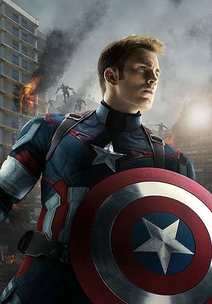 美國隊長 英雄內戰