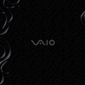 VAIO C Wallpaper Black 1600x900
