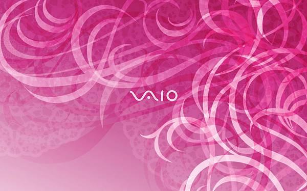 VAIO C Wallpaper Pink 1280x800