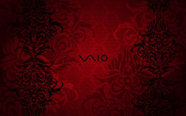 VAIO C Wallpaper Red 1280x800