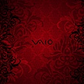 VAIO C Wallpaper Red 1280x800