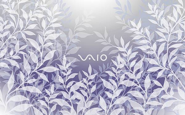 VAIO C Wallpaper White 1280x800