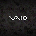 VAIO P Glossy Black Wallpaper 1600x768