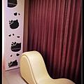 【新北住宿】中和區。艾森堡時尚會館。經典雅緻601粉紅佳人