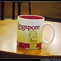 新加坡。星巴克城市杯