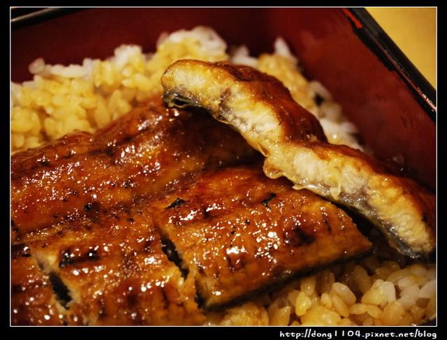 台北。七條通。鰻料理。京都屋
