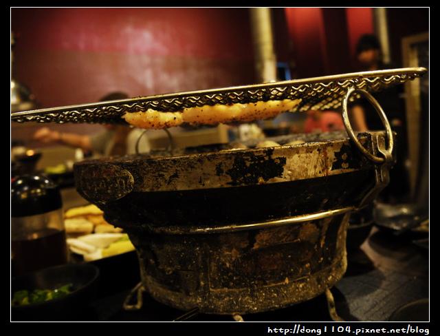 中壢。CHAO-ROU潮肉燒肉。店家幫你烤