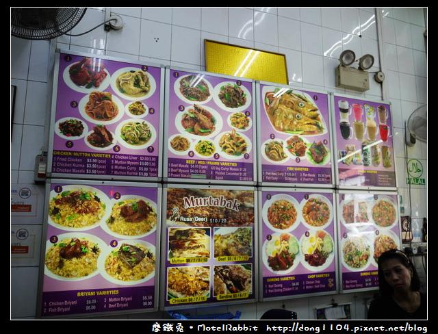 新加坡。武吉士。ZAM ZAM餐廳