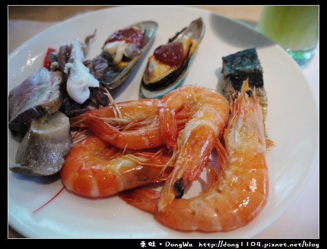 台北食記。欣葉日本料理中山店。下午茶吃到飽