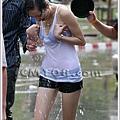 泰國潑水節玩超大