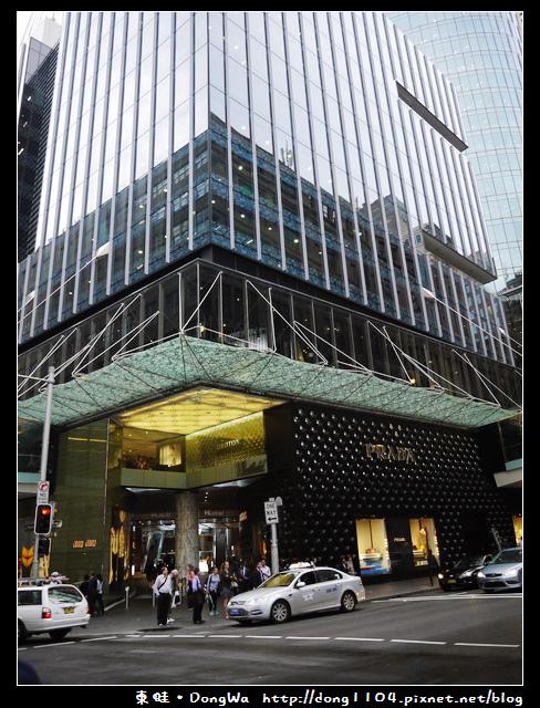 【雪梨遊記】雪梨塔。Westfield百貨公司