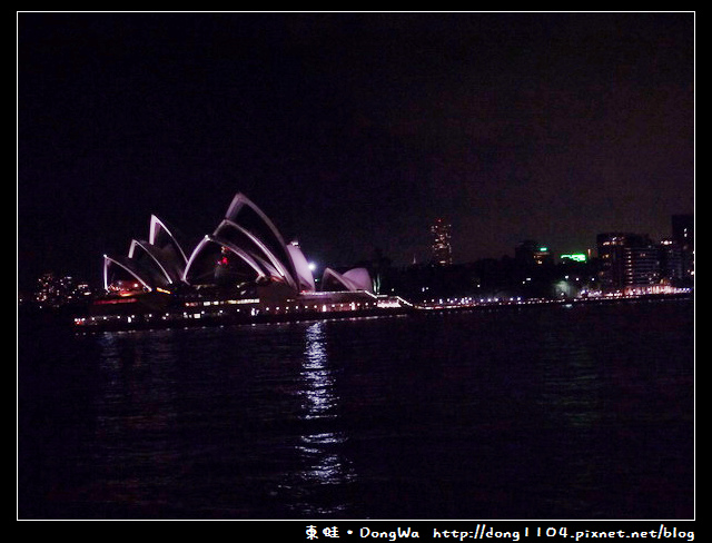 【雪梨遊記】夜遊同性戀街。雪梨港夜景