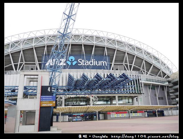 【雪梨遊記】奧運會場。R.S.L退休軍人俱樂部