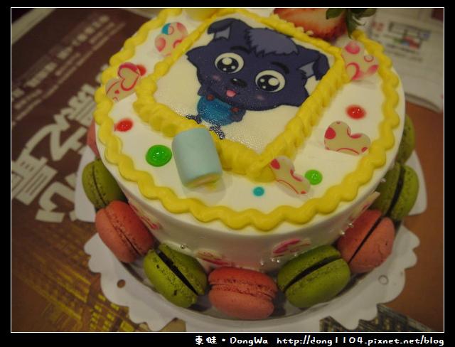 【中壢食記】名華藝術蛋糕烘焙坊。相片蛋糕