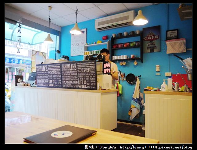【中壢食記】平鎮。理性&感性cafe' 早午餐咖啡。可愛立體拉花