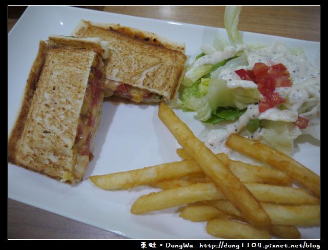 【台北食記】古亭國中早午餐。威利廚房