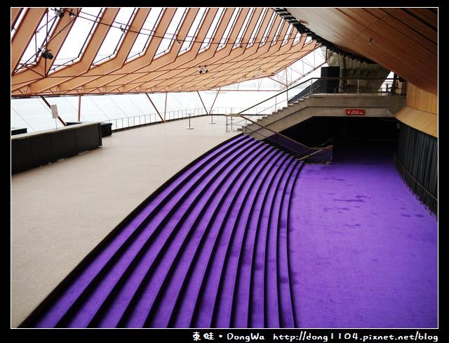 【雪梨遊記】雪梨歌劇院參觀。雪梨港灣大橋