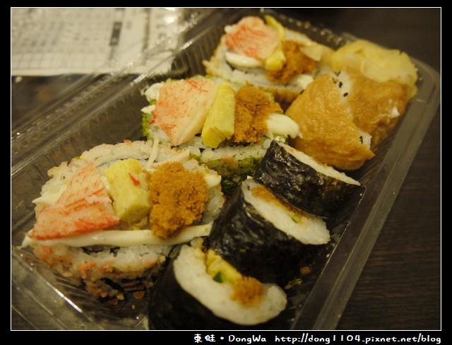 【台北食記】中崙市場。巧味亭日本料理