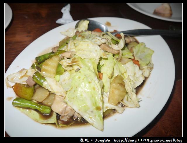 【巴拉望遊記】公主港KINABUCHS餐廳。炸樹蟲大餐