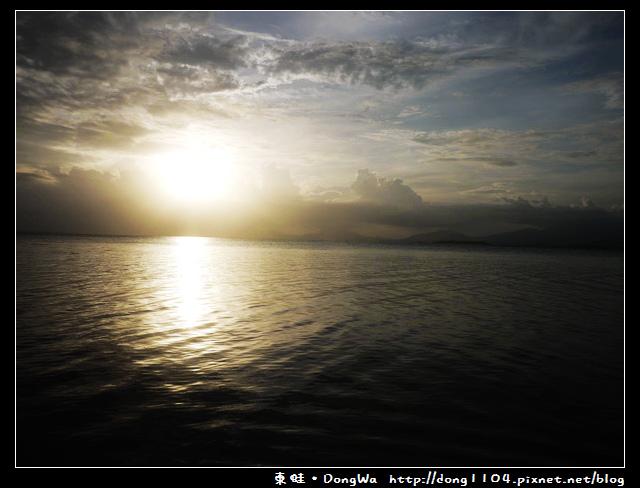 【巴拉望遊記】一島一飯店。Dos Palmas。絕美夕陽。早餐吃到飽