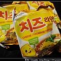【泡麵評鑑】7-11。2014全球10大美味泡麵第6名。韓國Paldo起士泡麵