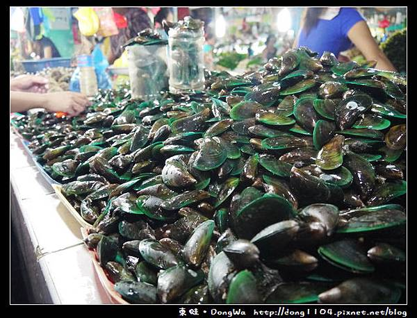 【巴拉望遊記】巴拉望菜市場。超便宜海鮮