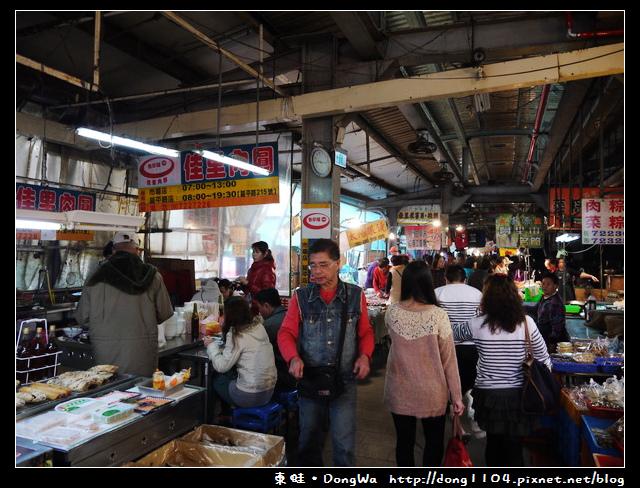 【台南食記】佳里市場。包仔福佳里肉圓。佳里豆花伯