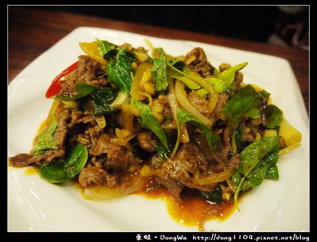 【台南食記】善化區。泰味食足。創意泰式料理