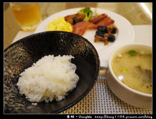 【新竹住宿】新苑庭園大飯店。日式早餐自助吧