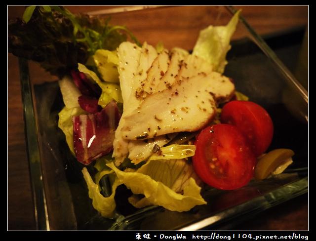 【台北食記】兔卡蕾餐酒館。平日限定午間套餐。免費無線wifi