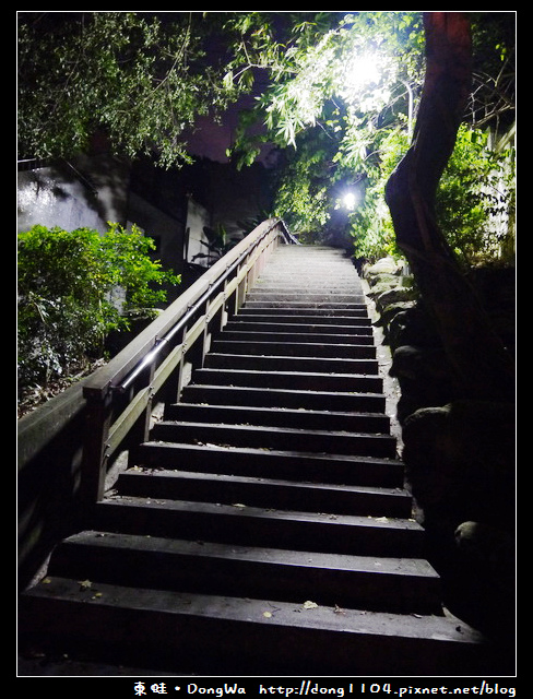 【台北遊記】看101夜景的好去處。永春崗公園