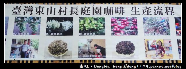 【台南食記】吃遍西拉雅。台灣東山村長庭園咖啡