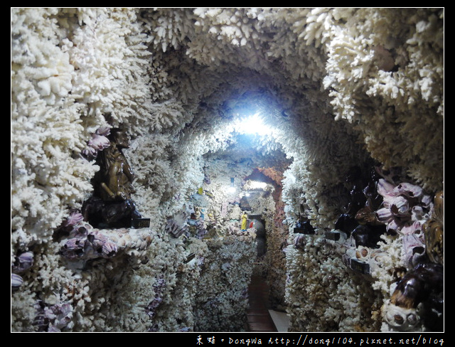 【新北遊記】三芝貝殼廟。富福頂山寺。十八羅漢洞