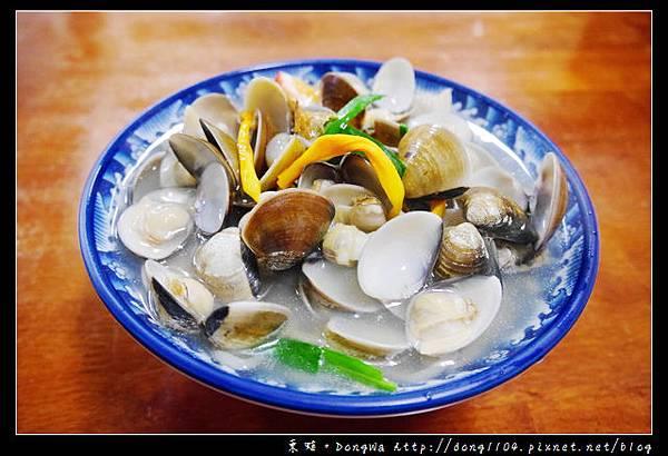 【中壢食記】內壢超大份量蛤蜊麵。好滋味海鮮麵館