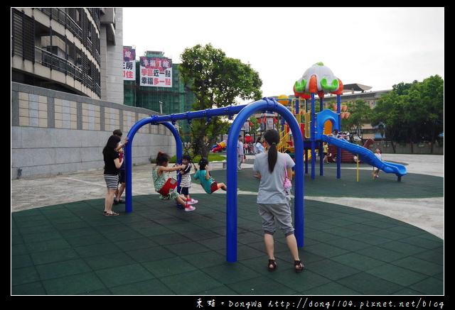 【中壢遊記】內壢免費親子公園。星河親子公園