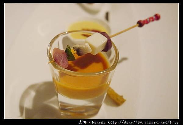 【台北食記】L'Atelier de Patrick。法式派翠克餐廳