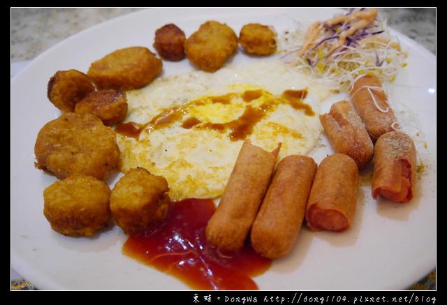 【中壢食記】元智大學早餐。米可活力早餐