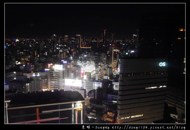 【大阪自助/自由行】阪急GRAND大廈。HEP FIVE 摩天輪