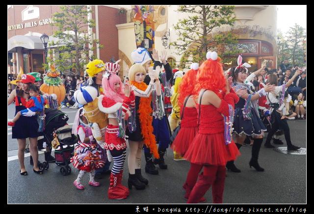 【大阪自助/自由行】環球影城必看魔幻大遊行。芝麻街熱氣球爆米花筒