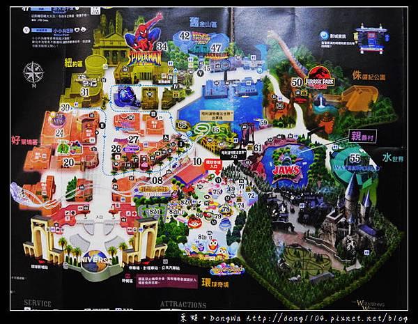 【大阪自助/自由行】環球影城各區簡介及遊樂心得分享