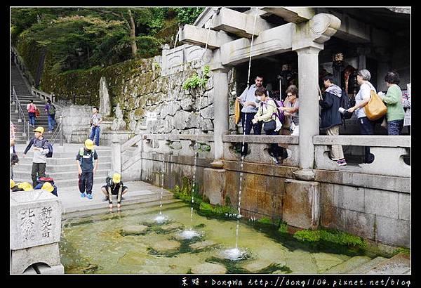 【大阪自助/自由行】京都音羽山清水寺。清水舞台。音羽瀑布。忠僕茶屋
