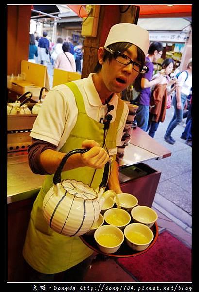 【大阪自助/自由行】京都清水寺商店街。清水坂→三年坂→二年坂