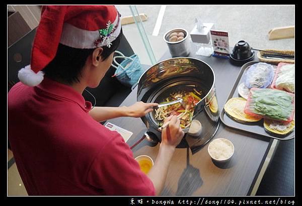 【中壢食記】洋城自助石頭火鍋。先炒再煮以盤計價