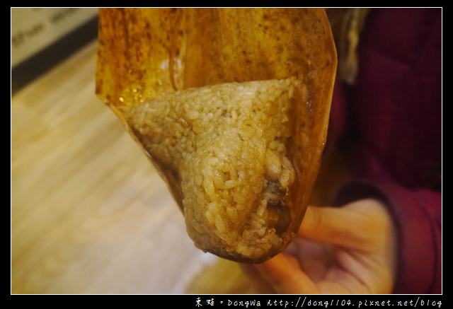 【新北食記】石門肉粽。劉家肉粽。十八王公肉粽