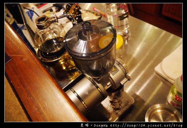 【新竹食記】凸鼻子現烘咖啡館。手沖單品式咖啡