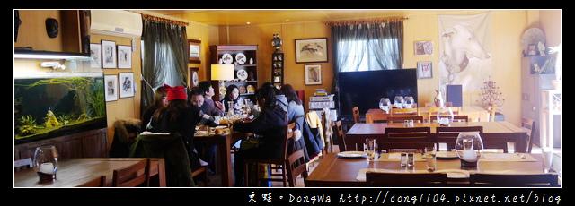 【台中食記】潭子區無菜單料理。貓頭鷹花園餐廳