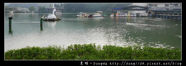【南投遊記】埔里景點。鯉魚潭。樟公亭