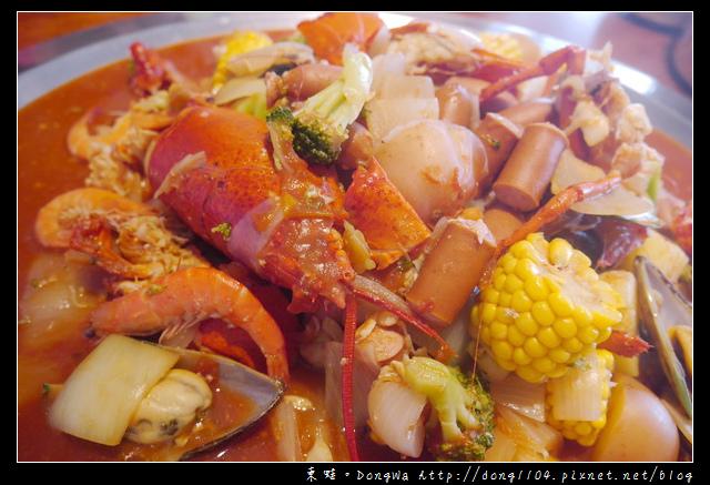 【新竹食記】南寮漁港。老漁港新海鮮餐廳。波士頓龍蝦大水桶餐
