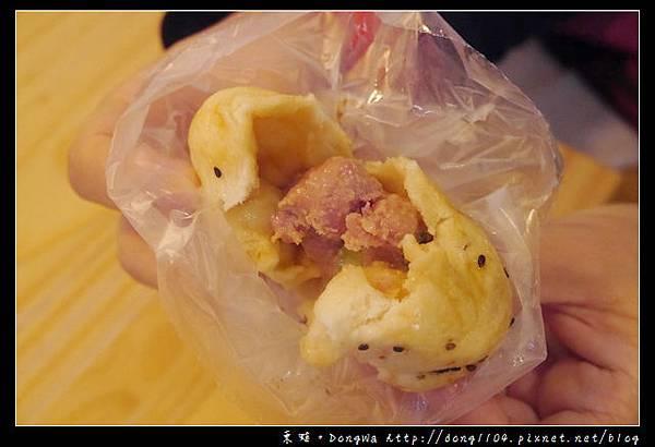 【台北食記】南陽街早餐。老蔡水煎包許昌店